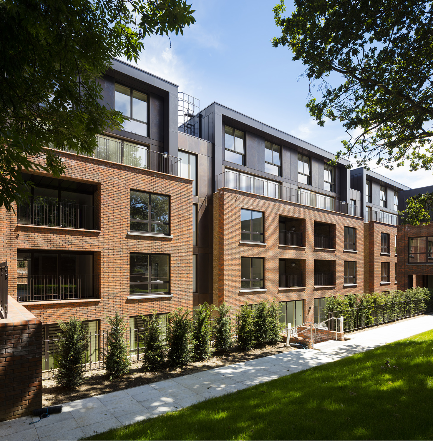 Helenslea Avenue Lts Architects