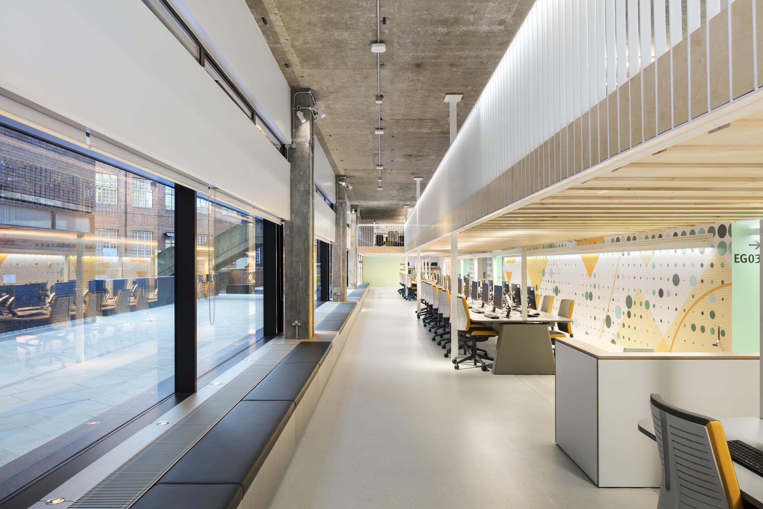 Amazing Drysdale Building City University Of London Lts Architects Download Free Architecture Designs Scobabritishbridgeorg